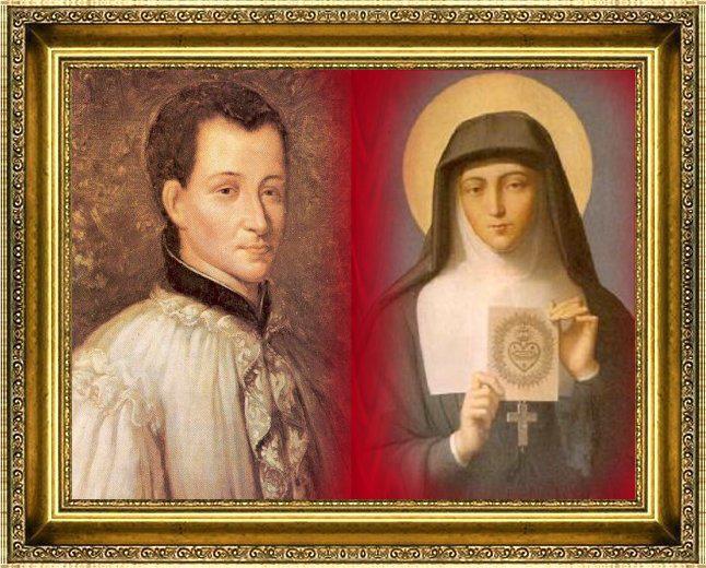 Sveti Klaudije de la Colombière i sv. Marije Margarete Alacoque